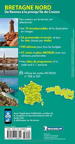 Michelin Le Guide Vert Bretagne Nord (MICHELIN Grüne Reiseführer) - 2