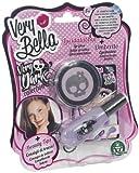 Giochi Preziosi 70150301 - Very Bella Dark Lidschatten und Lipgloss, wasserlösliche Kinderschminke, purpur