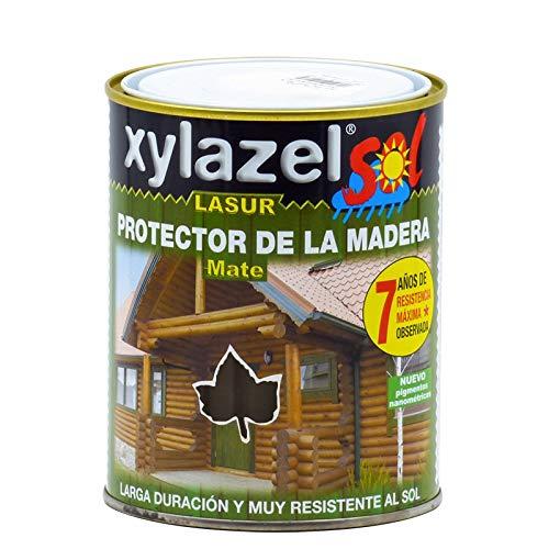 Xylazel - Protector lasur mate 750ml nogal americana