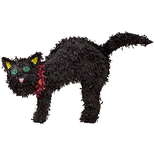 Black Cat Halloween pinata size of Halloween Black Cat Pinata Halloween: (japan import)