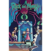 Rick and Morty Volume 6