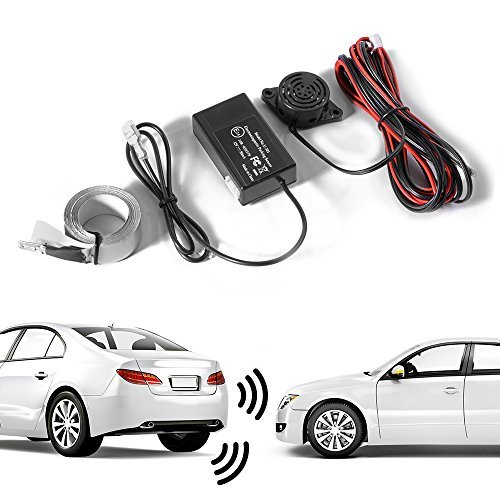 XCSOURCE-Reverso-del-coche-Radar-de-reserva-con-Sensores-de-aparcamiento-y-Zumbador-de-seguridad-Alarma-Aparcamiento-Para-12V-Coches-Vehculos-Camiones-MA761
