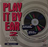 Play It By Ear Volume 2 the First Cd Game by Ryko