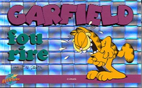Garfield, tome 8 : Fou rire