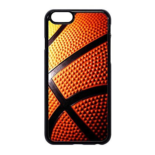 Coque en caoutchouc TPU, imprimé ballon de basket, de haute qualité iPHONE 6/6S STICKER BOMB