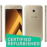 (Certified REFURBISHED) Samsung Galaxy A5 2017 A520 (Gold Sand)