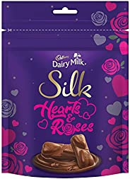 Cadbury Dairy Milk Silk Valentine'S Home Treats, 2 x 162 g