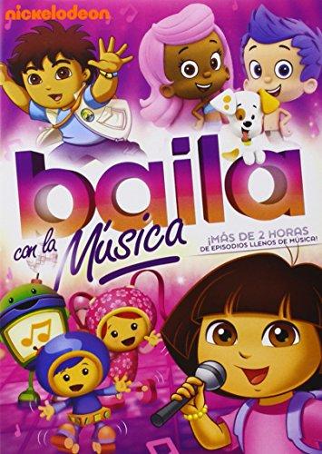 Nickelodeon: Baila Con Música [DVD]