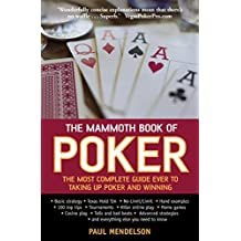 The Mammoth Book of Poker (Mammoth Books) (English Edition)