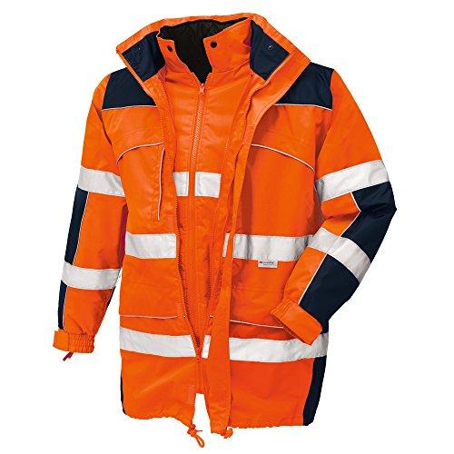 Preisvergleich Produktbild TEXXOR Warnschutz-Parka orange Gr. XL
