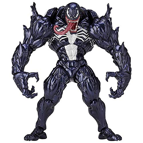 BYNNWJ Marvel Legends Venom Toy / Venom Action Figure -7 Inches, Mobile Joint Model Gift, Suitable for Children of 3 Years And More