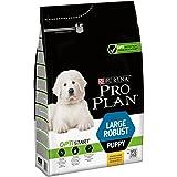 Pro Plan Dog Large Puppy Robust Hund, Huhn und mit Reis, Trockenfutter, 1er Pack (1 x 3 kg) Beutel