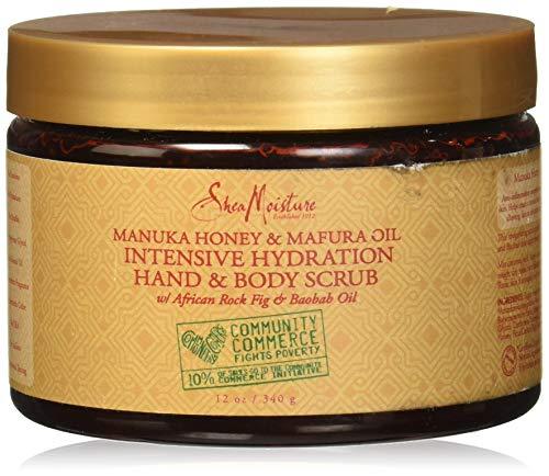 Shea Moisture Manuka Honey & M afura