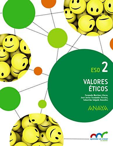 Valores Éticos 2. (Aprender es crecer en conexión) - 9788469810446
