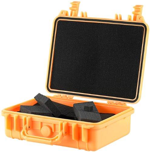 Preisvergleich Produktbild Xcase Koffer wasserdicht: Wasserdichter Koffer, nachleuchtend, 51,5 x 41,5 x 20 cm, IP67 (Schutzkoffer)