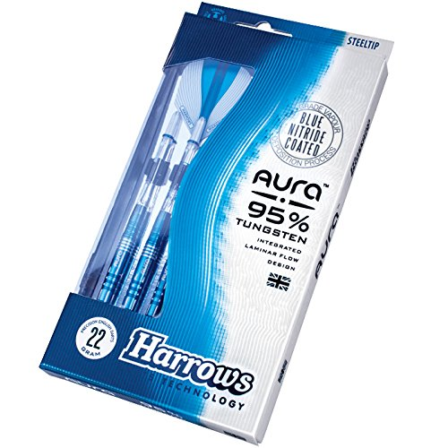 *HARROWS Aura 95% Steeldart 22g*