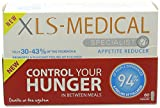 Best Appetite Supressants - XLS Medical Appetite Reducer Diet Pills - Pack Review