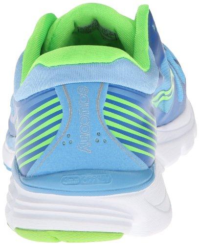 Saucony Damen Laufschuhe Blau