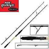 Fox Rage Terminator Pro Big bait spin 240cm 40-160g Spinnrute, Angelrute zum Spinnfischen, Spinnangeln, Rute zum Angeln auf Raubfische, Kunstköderrute, Hechtrute, Wallerrute, Welsrute