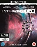 Locandina Interstellar 4K UHD + Blu Ray / Import / Region Free