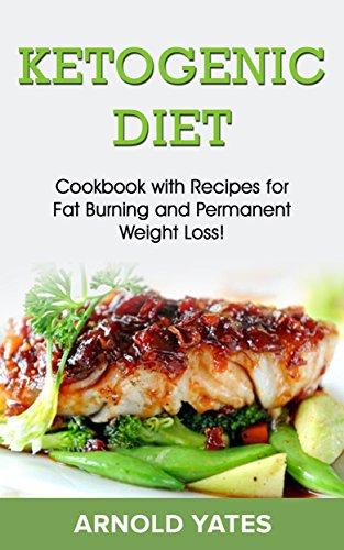 ketogen-diett-kokebok-med-oppskrifter-for-fettforbrenning-og-varig-vekttap-norwegian-edition