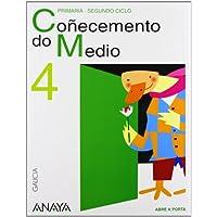 Abre a Porta, coñecemento do medio, 4 Educación Primaria (Galicia)