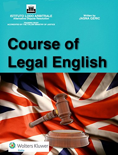Course of Legal English (English Edition)