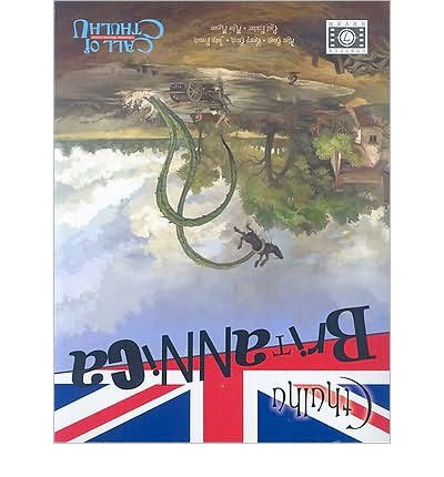 [(Cthulhu Britannica)] [ By (author) Mike Mason ] [October, 2009]