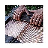 Dach-Schutz 5 Meter strukturiertes Kupferband