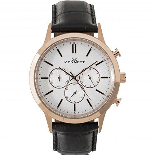 Mens Kennett Carnaby Chronograph Watch CMWHRGBK