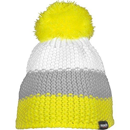 Mütze Reusch Noah Beanie, safety yellow, 56, 4380010