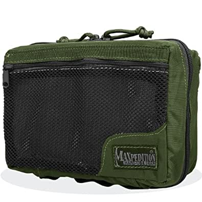 Maxpedition Individual First Aid Pouch, OD Green