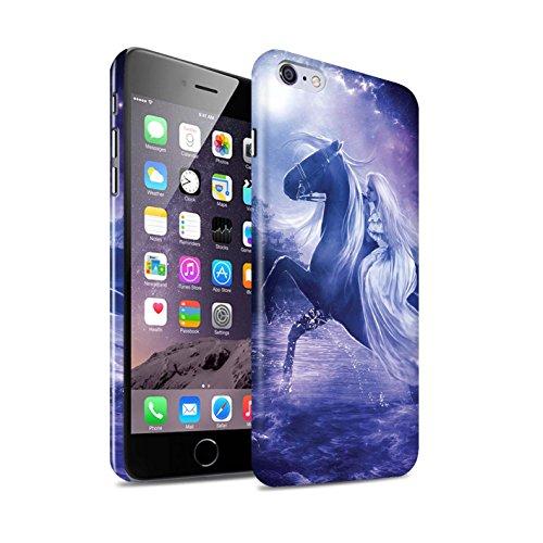 Officiel Elena Dudina Coque / Clipser Brillant Etui pour Apple iPhone 6S+/Plus / Pack 9pcs Design / Super Héroïne Collection Amazona