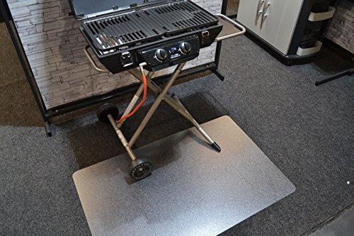Grillmatte Für Gasgrill : Airocell grillmatte terassen und bodenschutzmatte pet ☆ grill