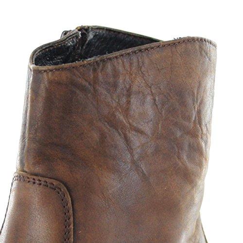 Sendra Boots  7438, bottes chelsea mixte adulte Beige - Beige