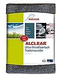 Alclear 820901M 820901MIF Asciugatura Perfetta Maxi Panno in Microfibra, 80 x 55 cm, Grigio