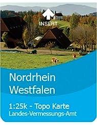 Satmap  Karte 1:25000 Nordrhein Westfalen für GPS Satellitennavigationsystem Active 10