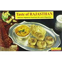 Taste of Rajasthan: Delicious Vegetarian Food from the Land of Rajasthan