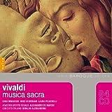 Vivaldi : Musique sacrée (Coffret 4 CD)