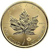 Goldmünze Kanada 2018 - Gold Maple Leaf - 1 Unze - unzirkuliert