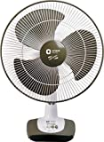 Orient Electric Table-27 400mm Table Fan (Commander Grey)