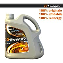 ACEITE MOTOR 5W40 G-ENERGY F SYNTH 4 LT L BMW LONGLIFE-01 01 LL HOJA