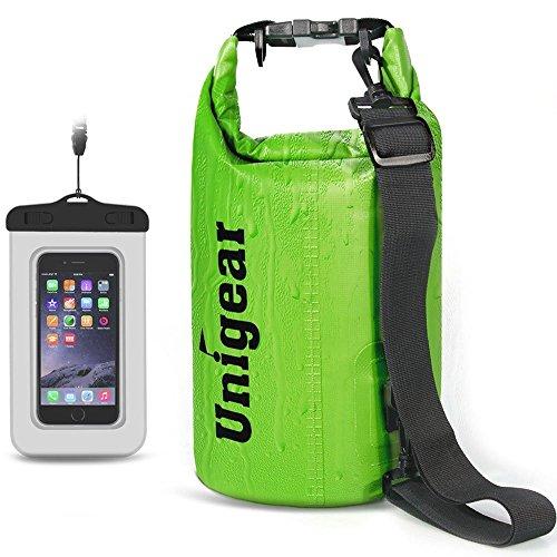 Wasserfester Packsack mit Handyhülle im Test & Preis-Leistungsvergleich