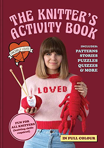 The Knitter's Activity Book: Patterns, stories, puzzles, quizzes & (Knitter Kostüm)