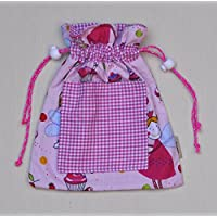 Amazon.es: Bolsas De Merienda Infantiles: Handmade