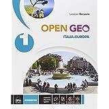 Open Geo. Atlante geo-storia-Cittadinanza. Con e-book. Con espansione online. Per la Scuola media: 1