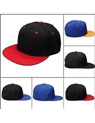 PhilMat Damen Mann Unisex einstellbare Hysteresen Baseballmütze Hip Hop Outdoor Sports Hut