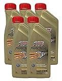 Olio motore Castrol EDGE Professional LongLife III 5W-30 Titanium FST Litri 5