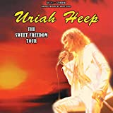 URIAH HEEP - THE SWEET FREEDOM TOUR: LIMITED EDITION ON WHITE VINYL
