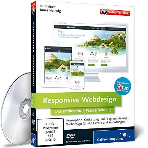 Responsive Webdesign: Das umfassende Praxis-Training -